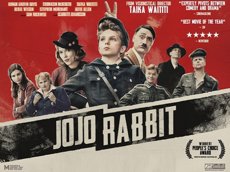JoJo Rabbit - You'll not want to miss this one for sure