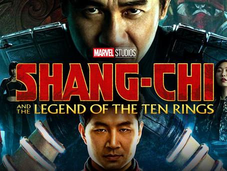 Shang Chi & LOTR - Ticks all Marvel checkboxes