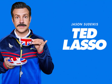 Ted Lasso on Apple TV+ is a  series that has its heart in its right place