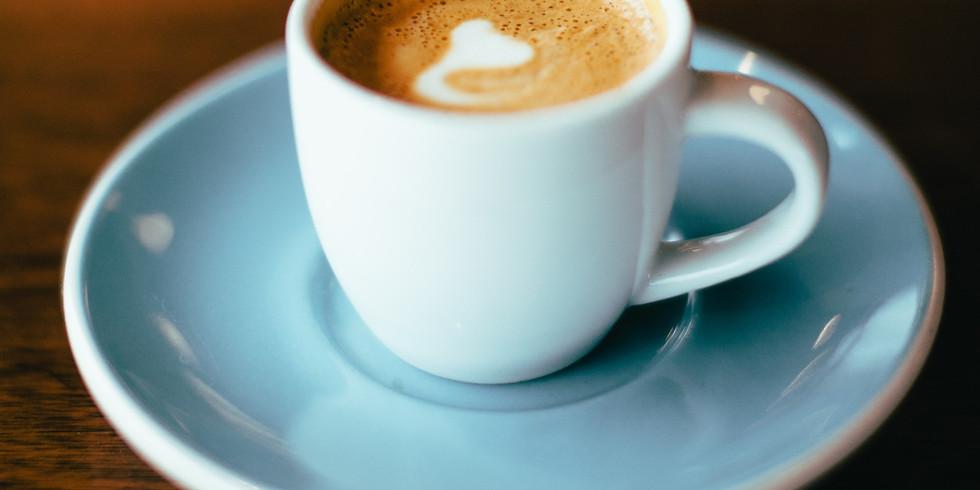 National Coffee Day: Traditional Espresso Making and Coffee Semifreddo with Chef Francesco Lucatorto