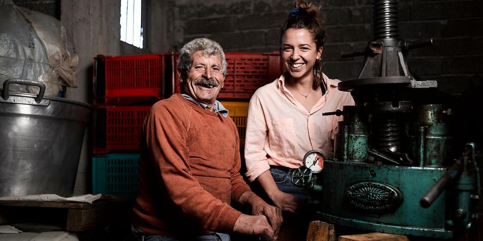 Wine Making with Sonia Gambino