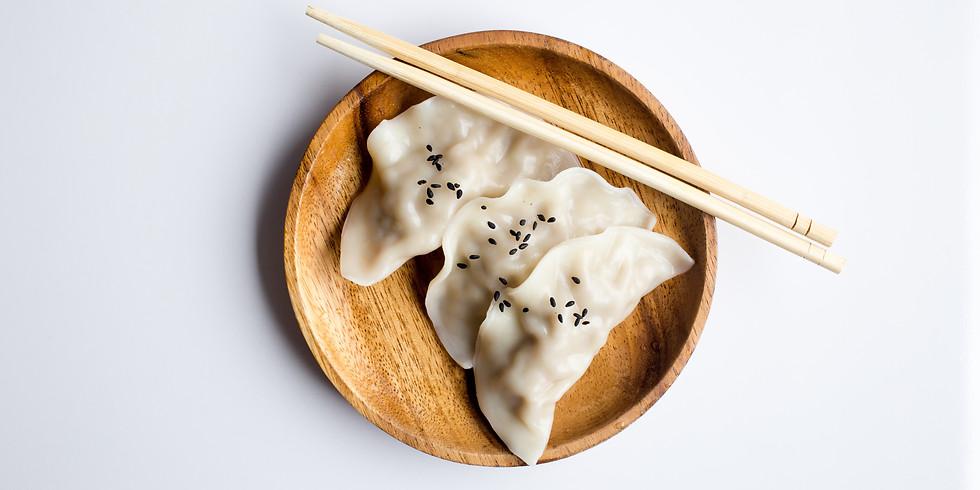 Vegan Dumplings with Chef Frances Tariga
