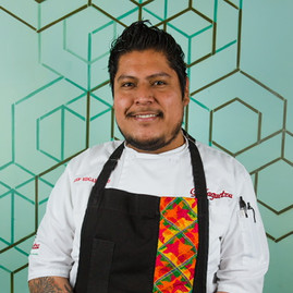 Chef Edgar Santiago