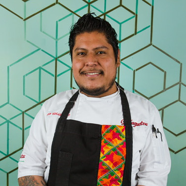 Chef Edgar Santiago