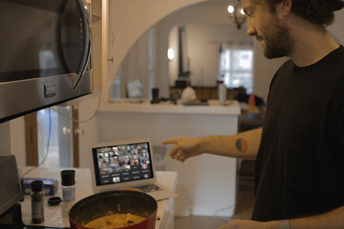 Cooking with Young The Giant: Feed The Music