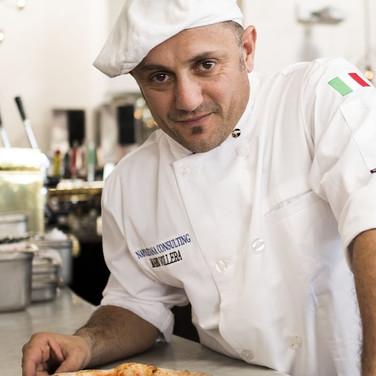 Chef Mario Vollera