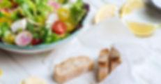 Fresh Salad & Brood