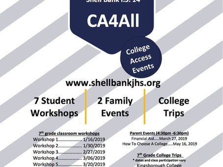 Shell Bank & College Access for All
