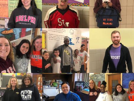 Shell Bank's #CollegeAwarenessDay was a success!