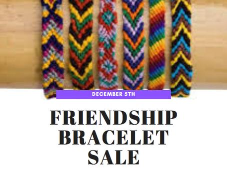 Holiday Friendship Bracelet Sale