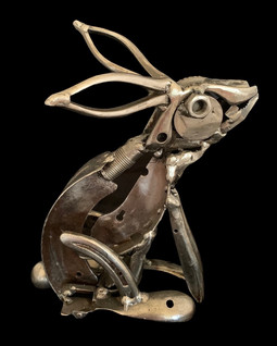 Bun - Sitting Rabbit