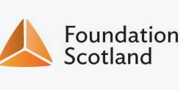 Thank you Foundation Scotland