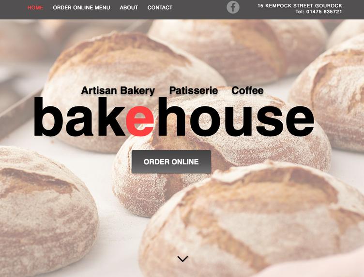 Bakehouse Gourock