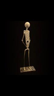Standing Man 'Upright'
