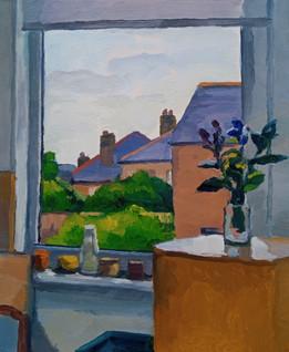 Studio Window Glasgow Rooftops