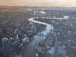 Thames Gloaming