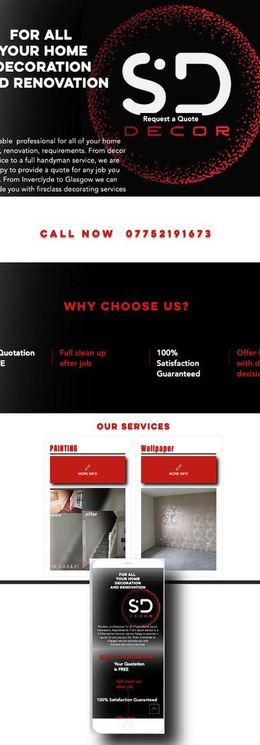 Freelance Website