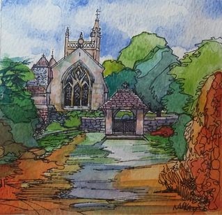 Church at Barrow