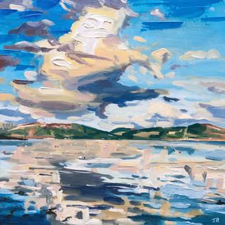 Port Bannatyne Reflections