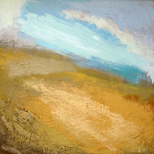 'From the Slopes of Beinn Griam Beag, A May Afternoon'
