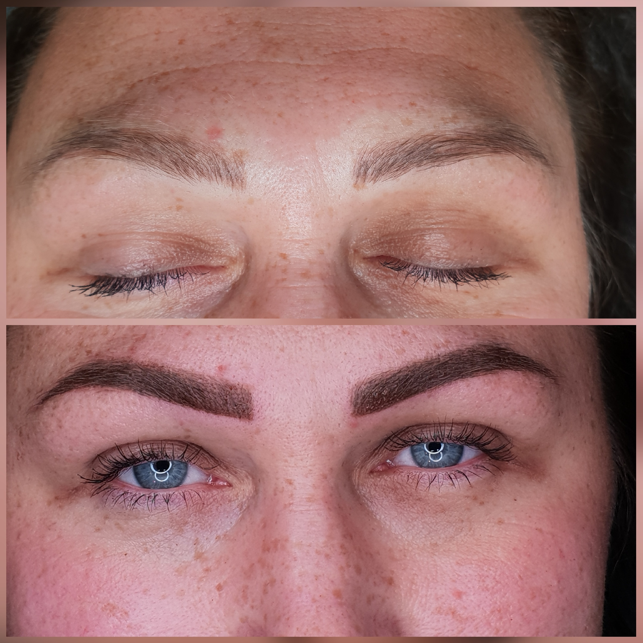 Eyebrow Colour Boost - 18 months