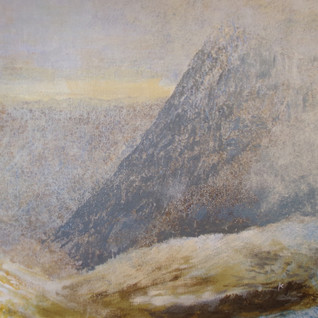 'The Buachaille, A Freezing January Afternoon'