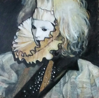 Carnival of Venice, Decorative Collar