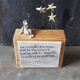 Small Sculpture and Poetry