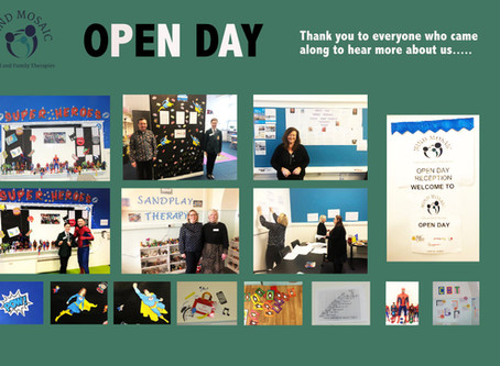 OUR OPEN DAY