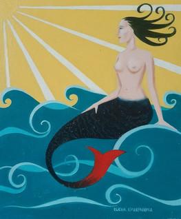 Some Like It Hot, Some Like It Wet (Mermaid)