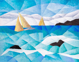 Yachts Sur la Côte d'Azur