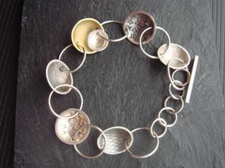 Domed Bracelet