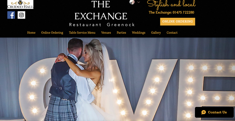 The Exchange Greenock