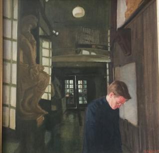 The Exile (Glasgow School of Art)