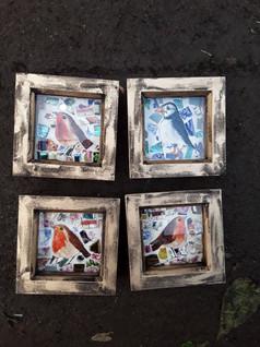 Framed Mosaics