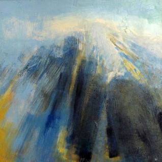 'Towards Beinn Toaig, Winter'