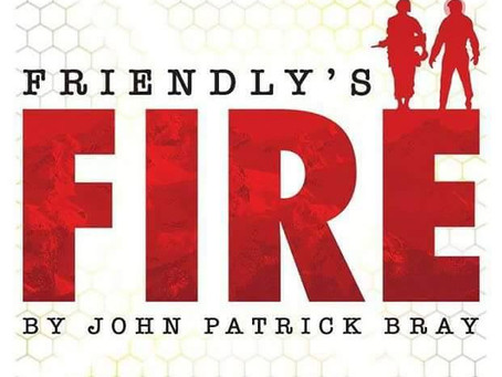 Wanna help Friendly's Fire come to NYC?