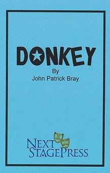 Donkey by John Patrick Bray