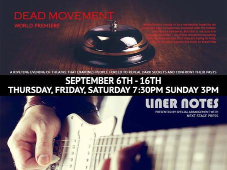 LINER NOTES/DEAD MOVEMENT