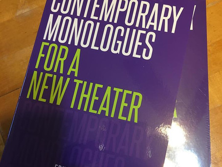 New Monologue Collection!
