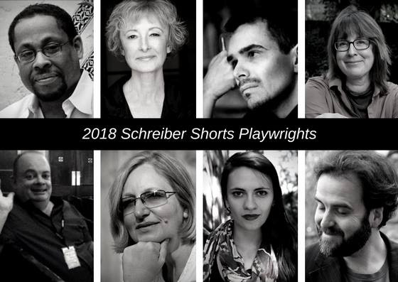 The Schreiber Shorts Playwrights.