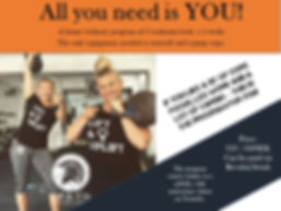 All you need is you - BW Training progra
