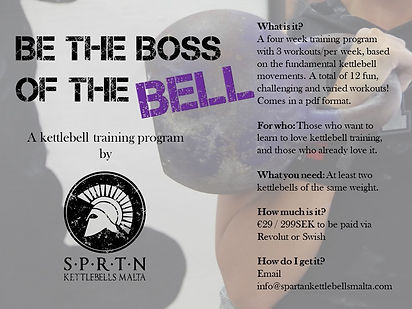 BE THE BOSS OF THE BELL  - Ad.jpg