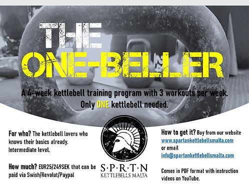 The ONE-beller training program