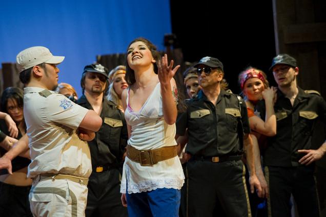 Carmen @ Staatstheater Nürnberg