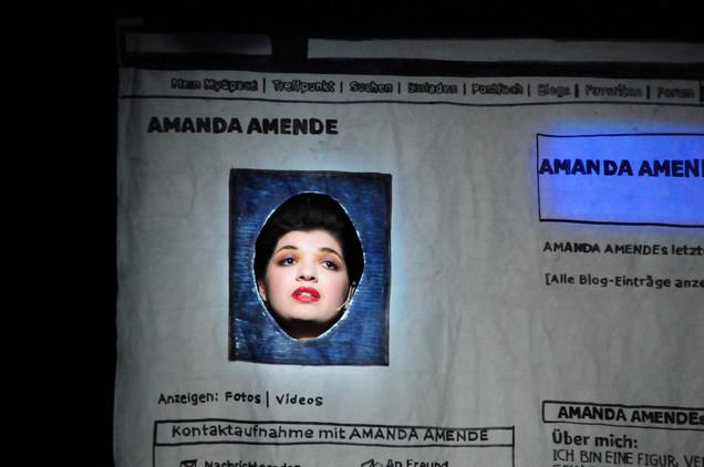 Amanda amende @ Kammerspiele München