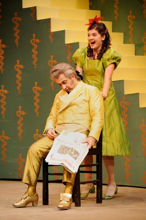 Rosina @ Hessisches Staatstheater Wiesbaden