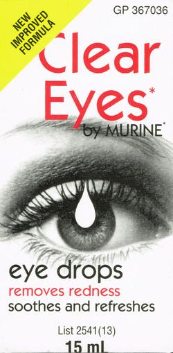 Clear Eyes 1