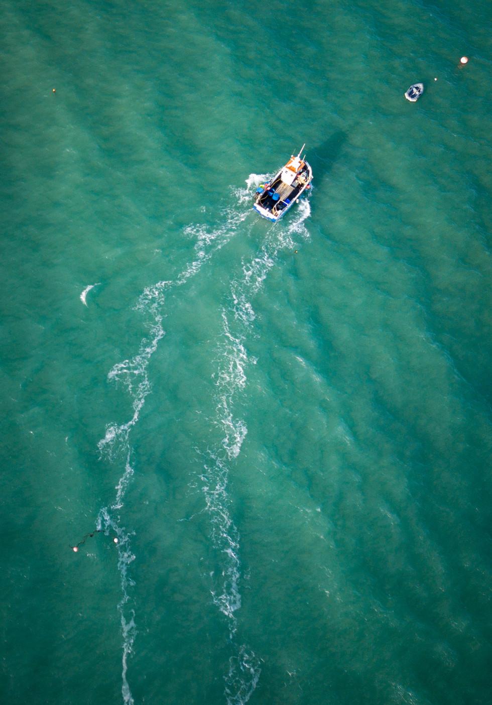 Rozel Fishing Boat TD1