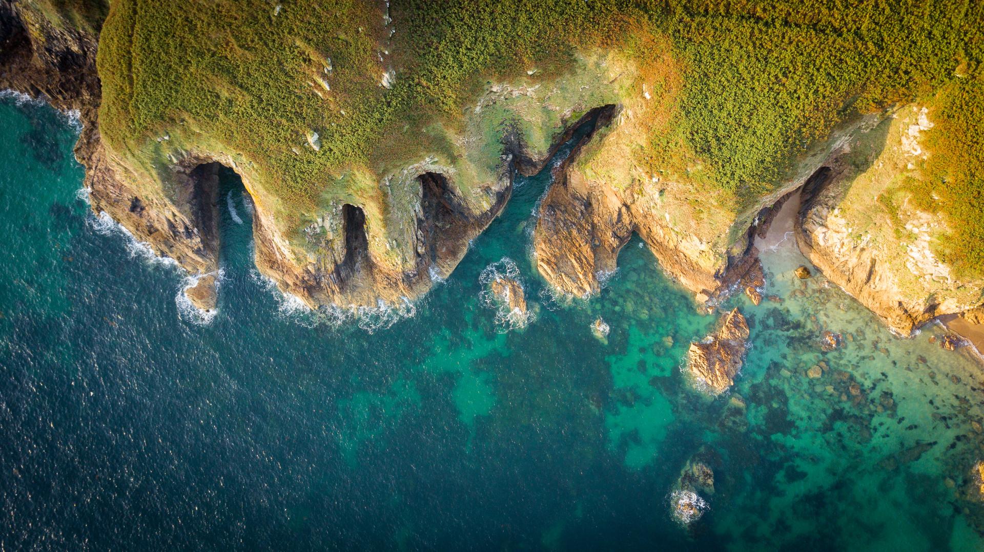 Plemont Cliffs TD